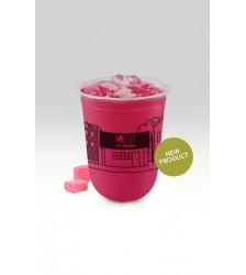 Bubuk Minuman Es Permen Karet Viral